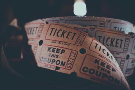 films, spectacles, billets, billets d'entrée, théâtre, divertissement