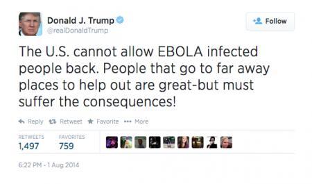 5 Of Donald Trumps Worst Tweets
