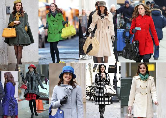 11 Style Tips From Blair Waldorf College News