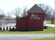 Attic Storage - Platte City