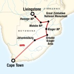 Cape Town, Kruger & Zimbabwe