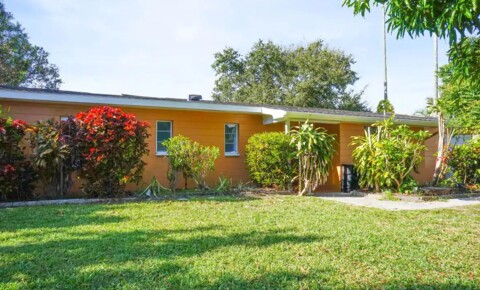 Houses Near Eckerd Beautiful Vintage Madeira Beach Waterfront Home 4/1.5! for Eckerd College Students in Saint Petersburg, FL