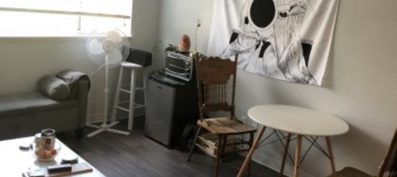 Furnished private Room UW Summer Sublet