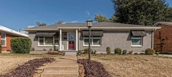 4 bedroom Waco Area