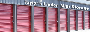 Taylor's Linden Mini Storage