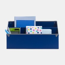 Frisco Desk Organizer - Navy