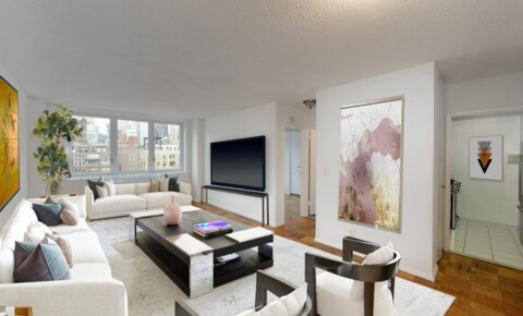Apartments Near Hunter NO FEE! Murray Hill Super Spacious 1 Bed/Flex 2 w/Stainless Kitchen, 24 Hr Doorman & Roof Deck. for Hunter College Students in New York, NY