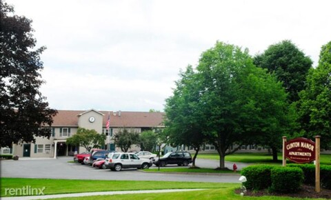 Apartments Near SUNYIT Clinton Manor for SUNY Institute of Technology Students in Utica, NY