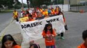 Respect!/¡El Respeto: Workers' Memorial Day March Bringing Community and Respect to Workers