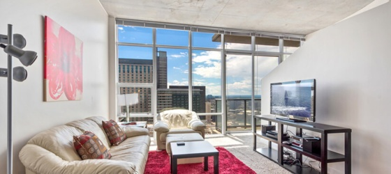 1 bedroom LoDo