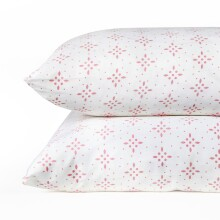Star Dot Pillowcase Set