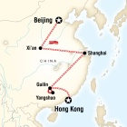 Beijing to Hong Kong Express