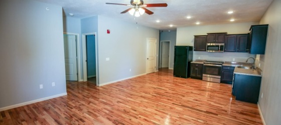 New 3 Bed 3 Bath Units! Walk to MSU!