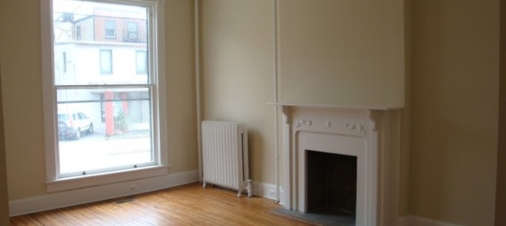 Charles Village 5 BR Historically Renovated Gem (w/ central air)