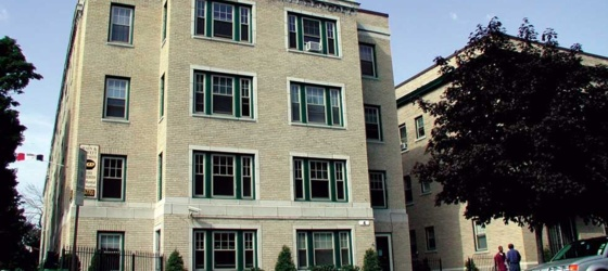Main Jewett Apartments