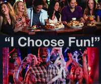 Dave & Buster's ~ Bar, Cook, Server & MORE!