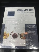 Organic Chemistry Wiley plus